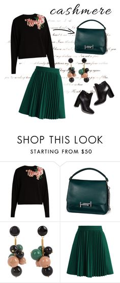 """""""Untitled #42"""" by almasimaryam ❤ liked on Polyvore featuring Dolce&Gabbana, Tod's, Marni, Pierre Hardy and Chicwish"""