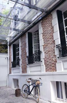 Une architecture typiquement francilienne