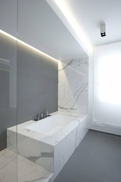 Use Tile and Light to Create Architectural Interest