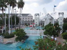 """Disney's Beach Club Resort!  This is the perfect summer resort with your family.  My daughter loves spending the day at """"Storm Along Bay"""" and then heading to """"Beaches and Cream"""" for ice cream."""