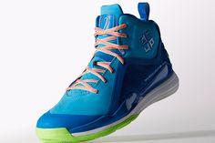 Adidas Dwight Howard 5 — Blue-Green - http://athlitika-papoutsia.gr/adidas-dwight-howard-5-blue-green/