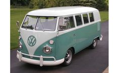 1963 Volkswagen Vans ......This is a dead ringer to the next VW we had!  Sandra and I put a few good miles on it...camping and travelling!kr