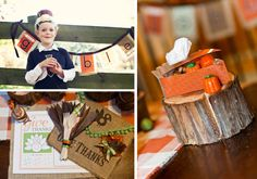 Anders Ruff Gobble Gobble Thanksgiving photo shoot