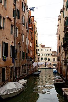 Jewish Ghetto - Venice, Italy