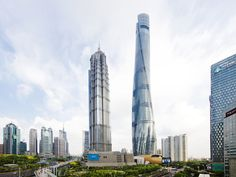Gensler's Shanghai Tower Named CTBUH's Best Tall Building Worldwide for 2016, © Connie Zhou