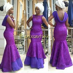 What word in the dictionary can we use to describe all theses tantalizing Aso-Ebi styles? One of our favorite posts is Aso-Ebi, we always look forward to posting the amazingly… African Dresses For Women, African Print Dresses, African Print Fashion, Africa Fashion, African Attire, African Wear, African Fashion Dresses, African Women, Nigerian Fashion