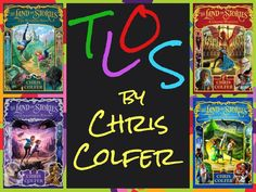 My top 4 books forever #TLOS #TheLandOfStories