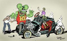 The Rat Fink...