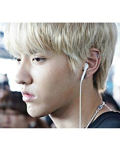 K2POP - STAR JEWELRY [EXO KRIS] EXO MINI SWORD EARRING