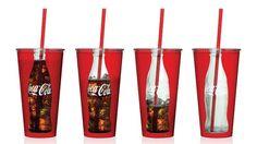 Coca Cola apuesta por un diseño muy original | diarioTHC, recursos para webmasters, bloggers y diseñadores