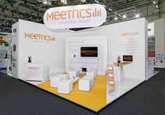 MEETRICS - Blickfang Messebau GmbH