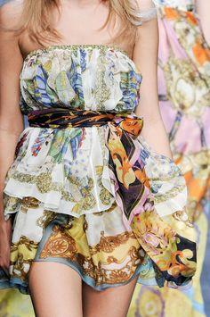 D&G Spring 2012 - Details