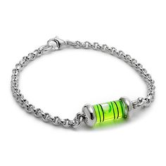 Look what I found at UncommonGoods: level bracelet... for $125 #uncommongoods