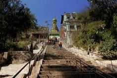 Image result for nepal monkey temple