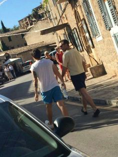 Harry in Spain 6-18-17