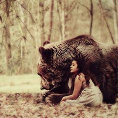 Foto Bear with me door Loontje
