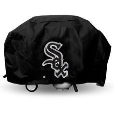 Rico Industries MLB Team Standard Grill Cover - Chicago White Sox
