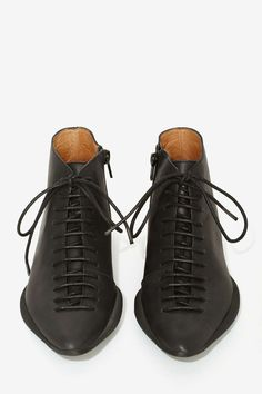Jeffrey Campbell Aberse Leather Shoe