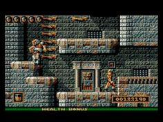 Amiga Music - Gods