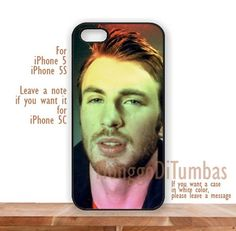 Chris Evans (4)  For iPhone 5, iPhone 5s, iPhone 5c Cases