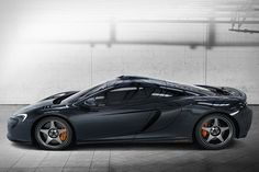 McLaren 650S Le Mans Edition - Created to celebrate the 20th anniversary of the company's unprecedented debut at the 24 Hours of Le Mans, the McLaren 650S Le Mans Edition is more than just a regular 650S with special paint and some new badges.