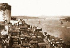 Rumeli Hisarı ve Boğaziçi, 1890