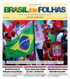 Sexta-feira, 1 de abril de 2016  Manfestantes elegeram o PMDB e o vice-presidente, Michel Temer, como alvos durante protestos contra o impeachment da presidente Dilma Rousseff nesta quinta-feira. Os atos foram promovidos em todos os estados e no Distrito Federal.  http://www.brasilemfolhas.com.br/