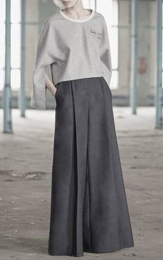 Vika Gazinskaya Fall/Winter 2015 Trunkshow Look 18 on Moda Operandi