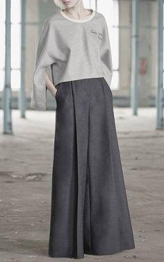 Vika Gazinskaya Fall/Winter 2015 Trunkshow Look 18 on Moda Operandi