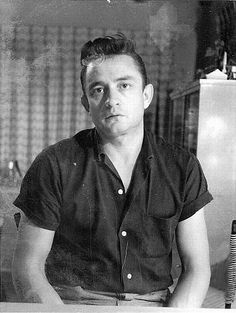 young johnny cash <3