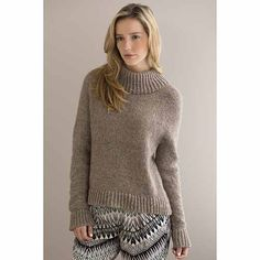 Essence Pullover in Tahoe