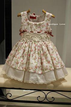 fecef2be8478 BOUTIQUE LUNA   LA MARQUESITA REAL VERANO 2015 · Child DollToddler DressBaby  ...