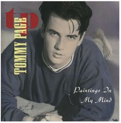 Utilizing #NewKidsOnTheBlock for two tracks on this album doubtlessly helped catapult #TommyPage to short-lived American stardom, but he shows that he can hold his own on the remaining, memorable songs. #PaintingsInMyMind is a fresh, innocent album full of youthful longings, all painted in melodic pop style. #IllBeYourEverything #CD #Tommy #Page