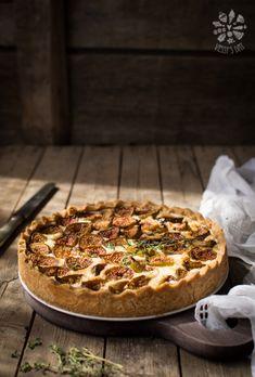 Gluten free fig tart