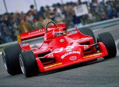 Bruno Giacomelli, Alfa Romeo 177, 1979 French GP, Dijon-Prenois
