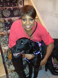 Sherri Shepherd Rescues Black Lab: Photo : People.com