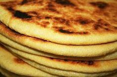 "La Cuisine de Bernard : Galettes ""Kesra"""