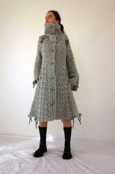 Tapado a crochet