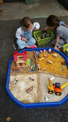 Cereals Farm Toughspot