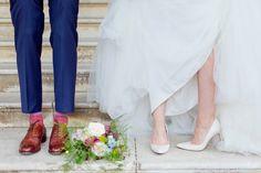 A Jesus Peiro Gown for a Natural, Elegant Wedding at Syon Park | Love My Dress® UK Wedding Blog