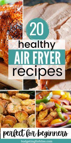 Simple Recipes, Healthy Recipes, Zucchini Crisps, Roast Turkey Breast, Air Fryer Healthy, Sweet Potato Chips, Happy Foods, Asparagus Recipe, Roasted Turkey