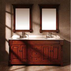 "James Martin Furniture Brookfield 72"" Double Vanity Set"