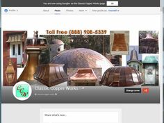 The Classic Copper Works Google+ page.