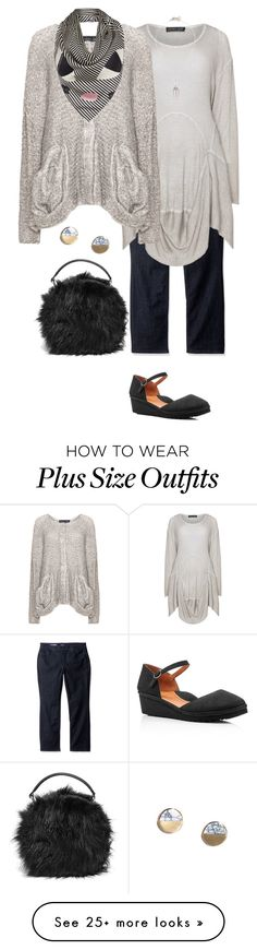 """""""Untitled #14"""" by shiptail on Polyvore featuring NYDJ, Barbara Speer, Lulu Guinness, Lulu Frost, LULUS and Gentle Souls"""