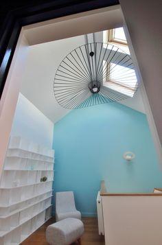 r alisation de made in design pro et mood design queen penthouse saint martin suspension. Black Bedroom Furniture Sets. Home Design Ideas