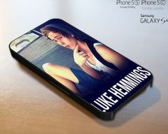 5SOS Luke Hemmings  iPhone 4 4S iPhone 5 5S 5C by ProscheDesign, $9.99