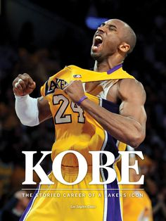 Get this beautiful, hard-bound, 300-plus page book that captures the storied career of Lakers legend Kobe Bryant. From his rookie year in 1996 through his retirement 20 years later, follow Kobe's care