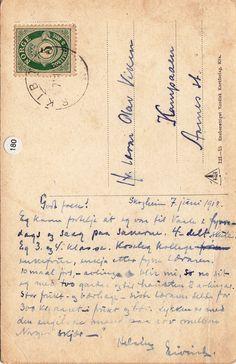 gamle postkort