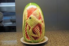75 Awesome Watermelon Carvings