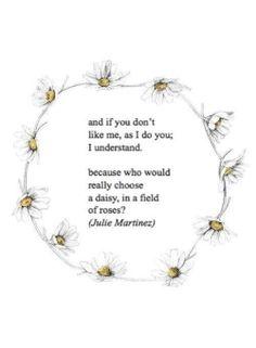 Julie Martinez poem